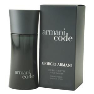Giorgio Armani Code for Men - 2.5 fl oz Product Image