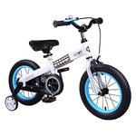 "Buttons 14"" Kids Bike Blue Product Image"