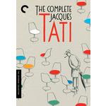 Complete Jacques Tati Product Image