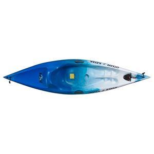 Banzai Kids Recreational Kayak plus Standard Kids Kayak Paddle - Surf Product Image