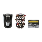 K-Select Brewer w/ Carousel & 12ct K-Cup Breakfast Blend Product Image