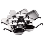 17pc Classic Series Cookware Set Product Image