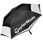 "TaylorMade 64"" Double Canopy Umbrella Product Image"