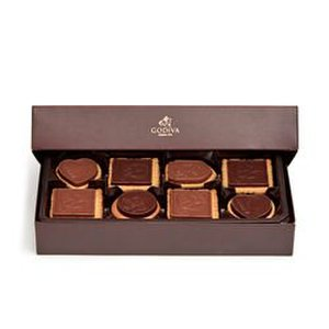 GODIVA 20 Piece European Biscuit Collection Box Product Image