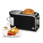 Breakfast Station 2-Slice Toaster/Coffee Brewer Product Image