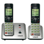DECT 6.0 Cordless Phone System w/2 Handsets Product Image