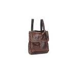 Ventura Convertible Backpack/Crossbody Bag Teak Product Image