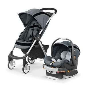 Mini Bravo Sport Travel System Carbon Product Image