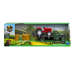 1:32 DODGE Vintage Truck and Farm Tractor Set Product Image
