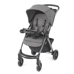 Mini Bravo Plus Lightweight Stroller Graphite Product Image
