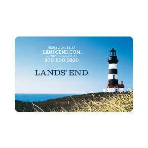 Lands' End E-Gift Card $50 Product Image