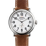 Shinola The Runwell Leather Strap Watch Product Image
