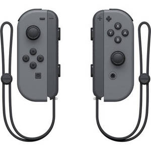 Joy-Con Controllers (Gray) Product Image