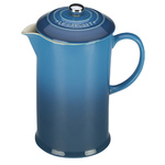 34oz Cafe Collection Stoneware French Press Marseille Product Image