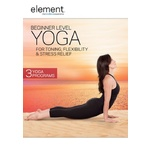 Element-Beginner Level Yoga for Toning Stress Relief & Flexibility Product Image