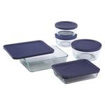Simply Storage 10pc Storage Set Blue Product Image