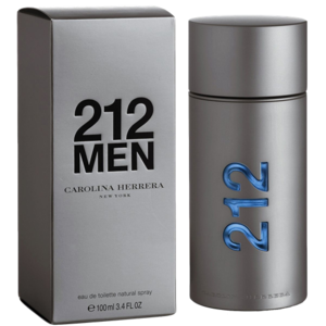 Carolina Herrera 212 for Men - 3.4 fl oz Product Image