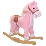 Lil Pink Rocking Horse Product Image