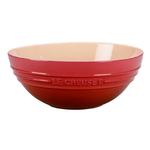 3.1qt Stoneware Multi Bowl Cerise Product Image