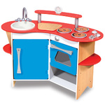 Cooks Corner Wooden Kitchen Ages 3+Years Product Image
