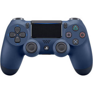 DualShock 4 Wireless Controller (Midnight Blue) Product Image