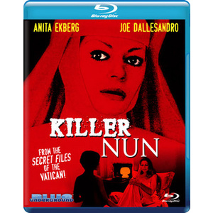 Killer Nun Product Image