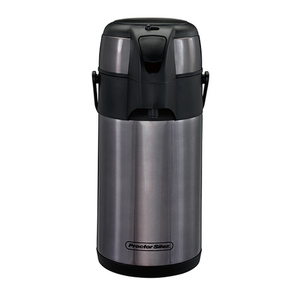 2.5L Air Pot Black/Stainless Steel Product Image