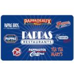 PAPPASITO'S Cantina eGift Card $50 Product Image