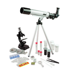 Astronomical Telescope & Microscope Science Kit Product Image