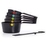 Good Grips 5 Piece Measuring Cups Black Product Image