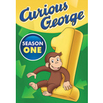 Curious George-Complete 1st S1 Product Image