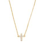 """Sea La Vie 18"""" Have Faith Necklace Product Image"""