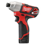 "M12 1/4"" Hex Impact Driver Kit Product Image"