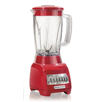 10-Speed Blender Red Product Image