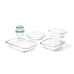 Good Grips 8pc Glass Bake Serve & Store Set Product Image