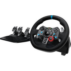 G29 Driving Force Racing Wheel Product Image