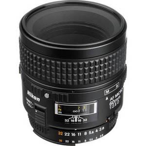 AF Micro-NIKKOR 60mm f/2.8D Lens Product Image