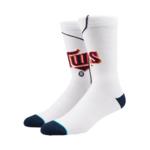 Stance Minnesota Twins Home Socks Product Image