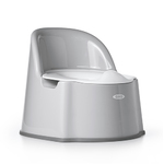 Tot Potty Chair Gray Product Image