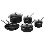 Toughened Nonstick PRO 10pc Cookware Set Product Image