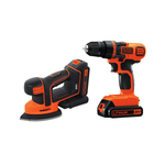 20V MAX Lithium-ion Drill & Sander Combo Kit Product Image