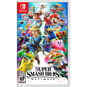 Super Smash Bros. Ultimate (Nintendo Switch) Product Image