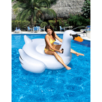 Inflatable Ride-On Giant Swan Product Image