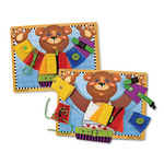 Basic Skills Puzzle Board Ages 3+ Years Product Image