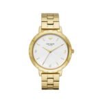 kate spade Morningside Scallop Gold-Tone Bracelet Watch Product Image