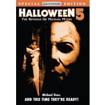 Halloween 5-Revenge of Michael Myers Product Image