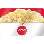 AMC Theatres eGift Card $25 Product Image