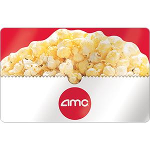 AMC Theatres eGift Card $25 Product Image