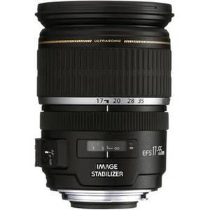 EF-S 17-55mm f/2.8 IS USM Lens Product Image