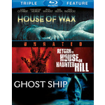 House of Wax/Return to House On Haunted Hill/Ghost Ship Product Image